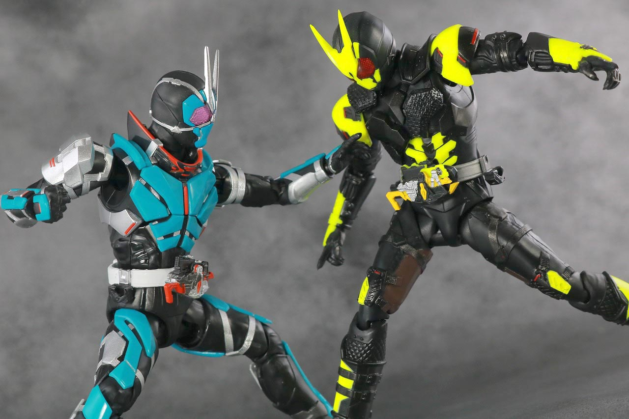 S.H.フィギュアーツ 仮面ライダー1型 ロッキングホッパー レビュー アクション 仮面ライダー001