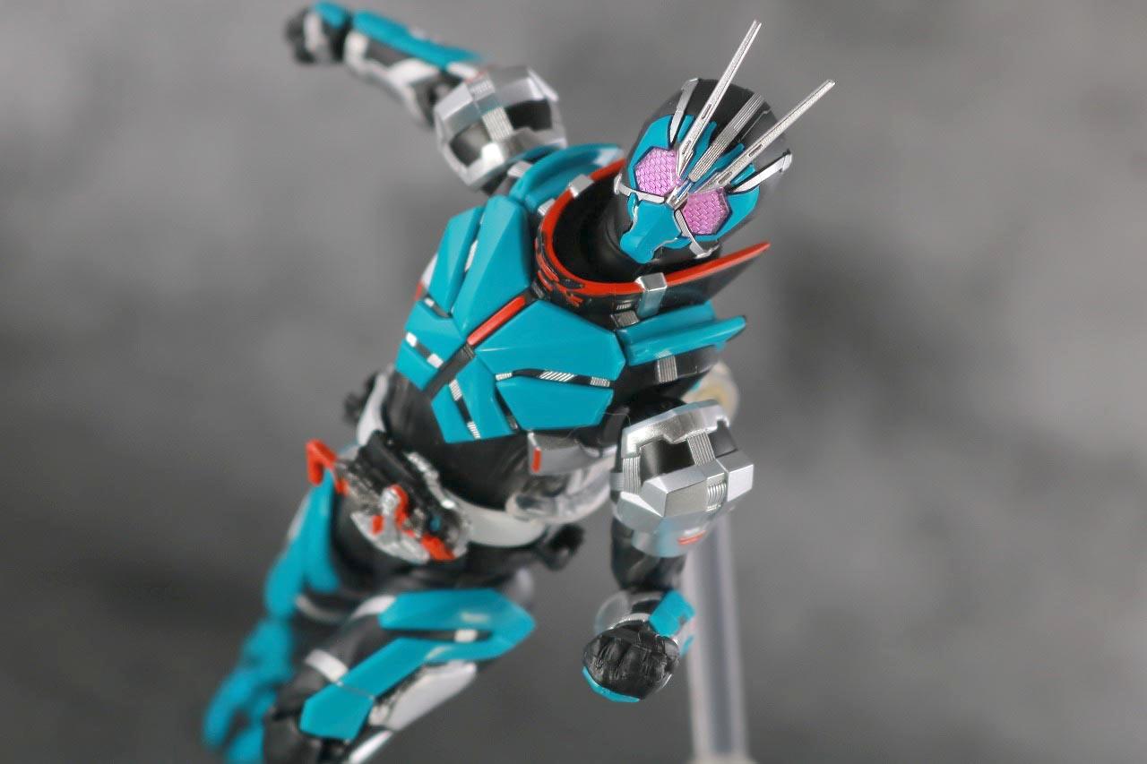 S.H.フィギュアーツ 仮面ライダー1型 ロッキングホッパー レビュー アクション