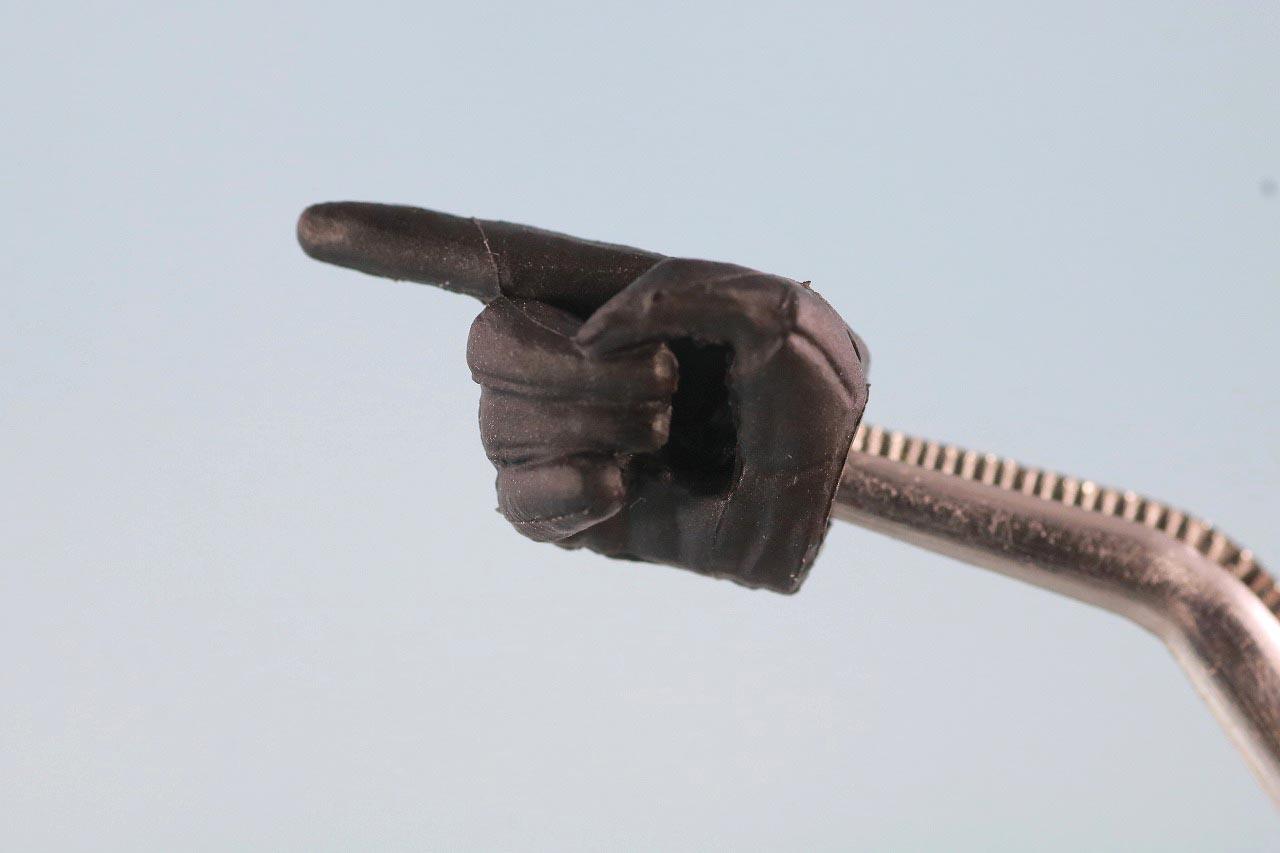 S.H.フィギュアーツ 仮面ライダーゼロワン リアライジングホッパー レビュー 付属品 手首