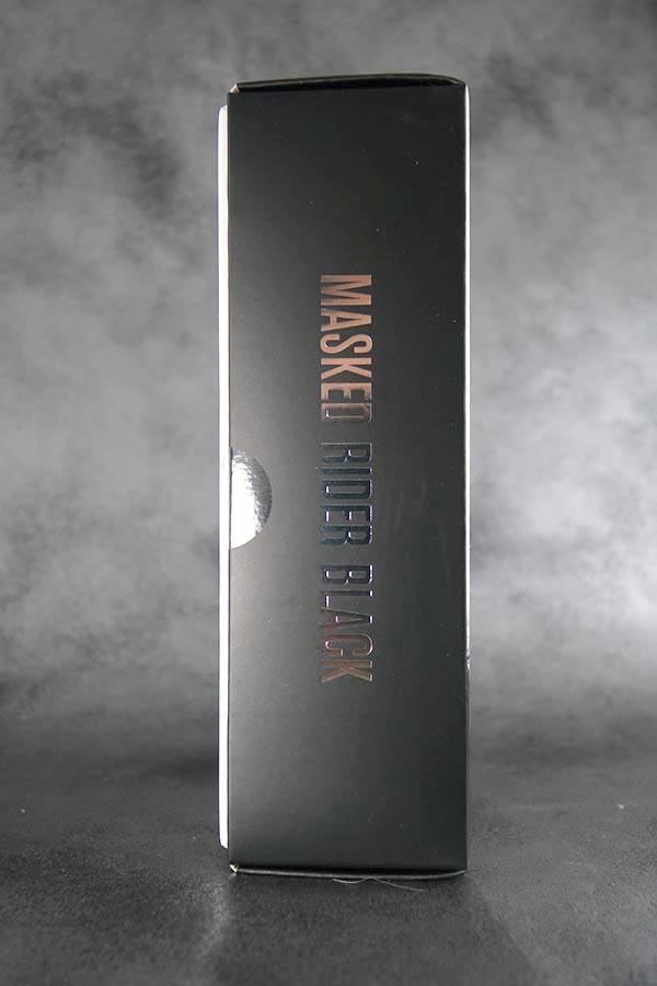 S.H.フィギュアーツ 仮面ライダーブラック BLACK 真骨彫製法 レビュー パッケージ