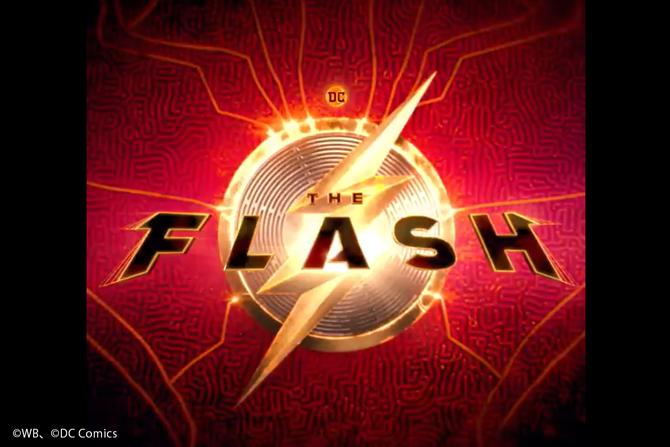 映画『フラッシュ』、撮影開始が公式アナウンス ー ロゴデザインも公開