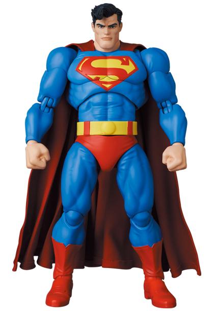 MAFEX スーパーマン(『バットマン:ダークナイト・リターンズ』)