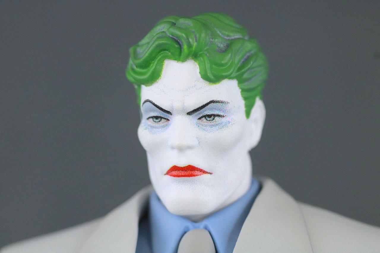 MAFEX ジョーカー(BATMAN The Dark Knight Returns)レビュー 本体