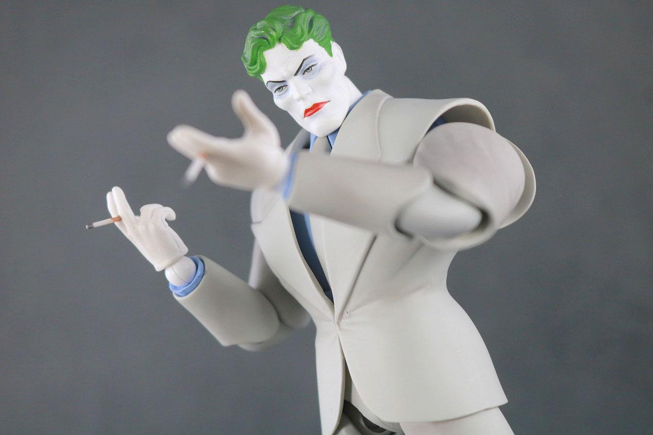 MAFEX ジョーカー(BATMAN The Dark Knight Returns)レビュー アクション