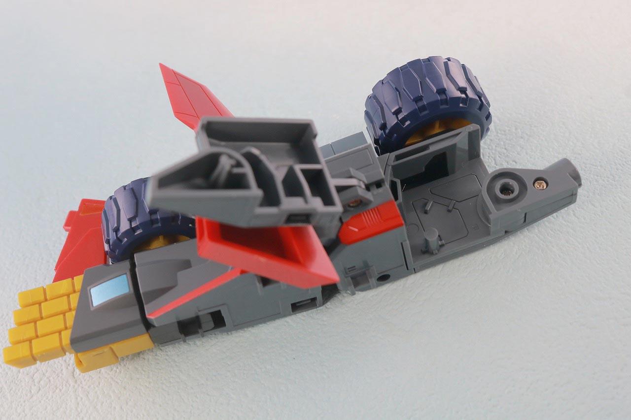 THE合体 DX合体竜人 ダイナゼノン レビュー ダイナソルジャーストライカーコンバイン 合体