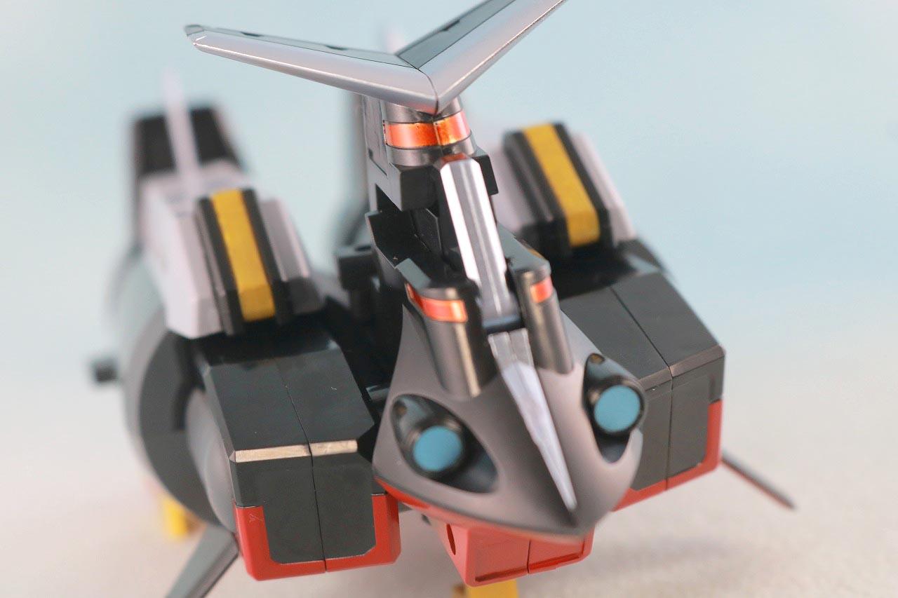 THE合体 DX合体竜人 ダイナゼノン レビュー ダイナダイバー アクション