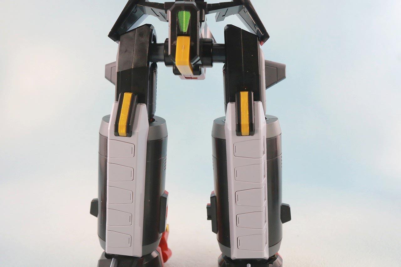 THE合体 DX合体竜人 ダイナゼノン レビュー ダイナレックス 合体ギミック解説