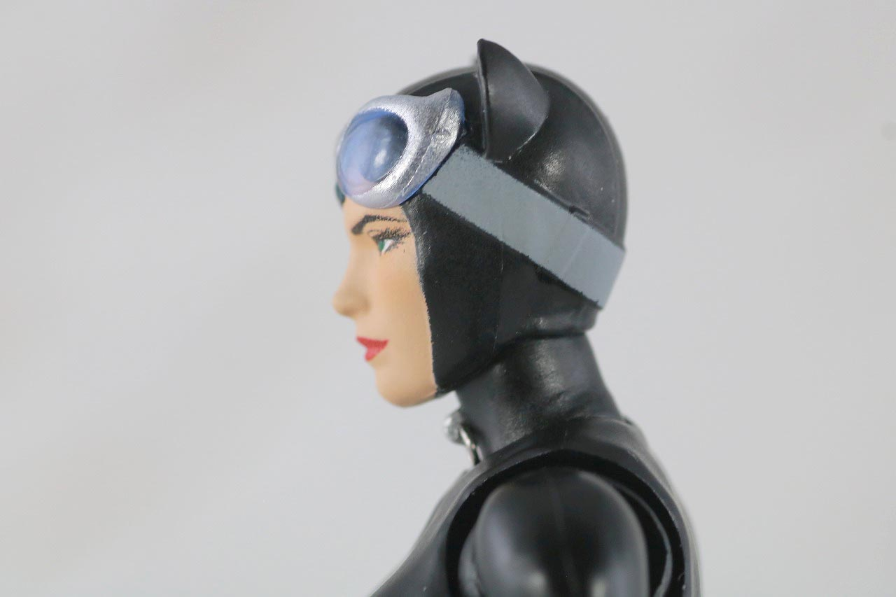 MAFEX キャットウーマン バットマン HUSH ハッシュ レビュー 付属品 素顔ヘッド