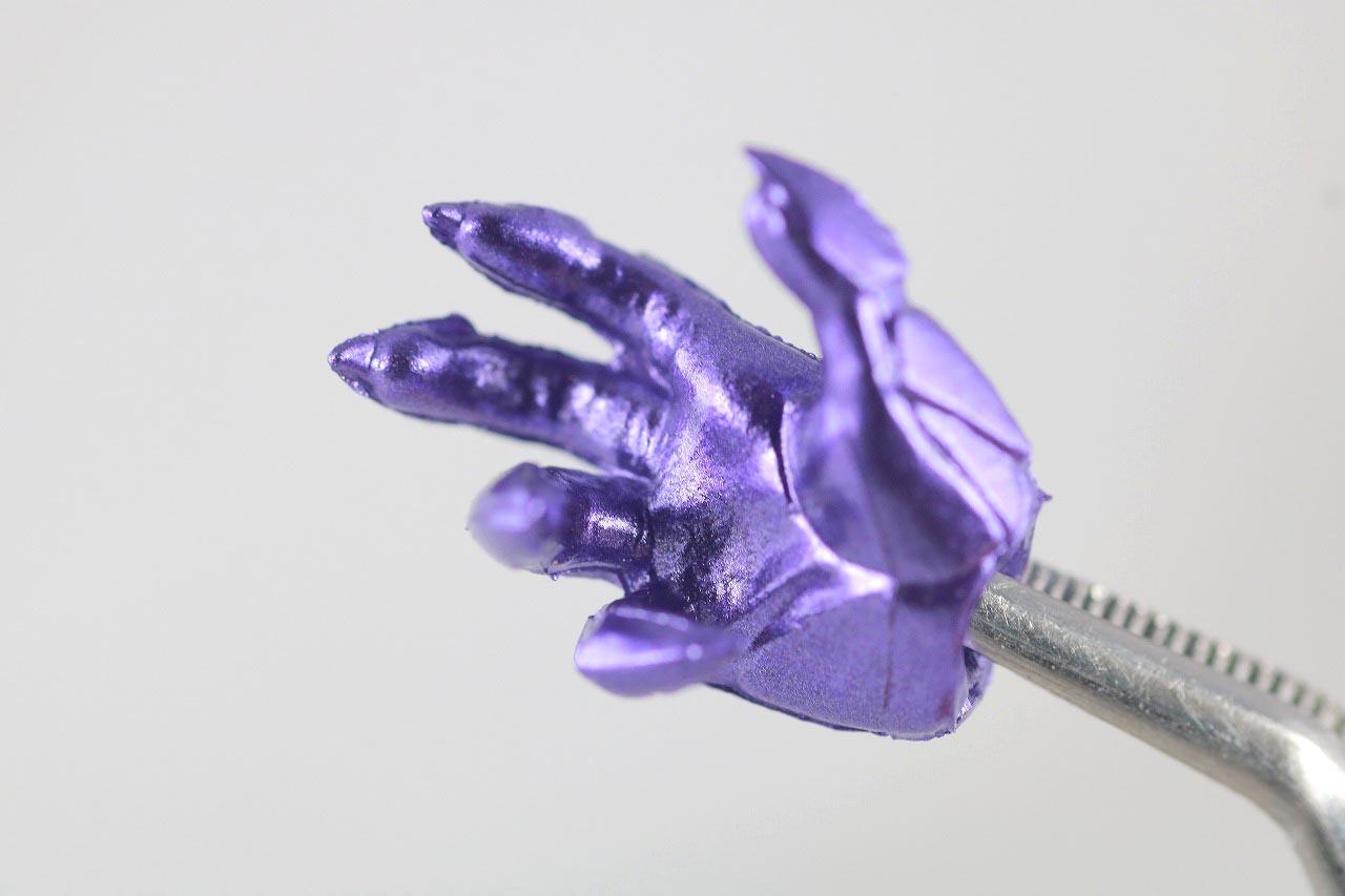 S.H.フィギュアーツ 仮面ライダーカリバー ジャアクドラゴン レビュー 付属品 手首