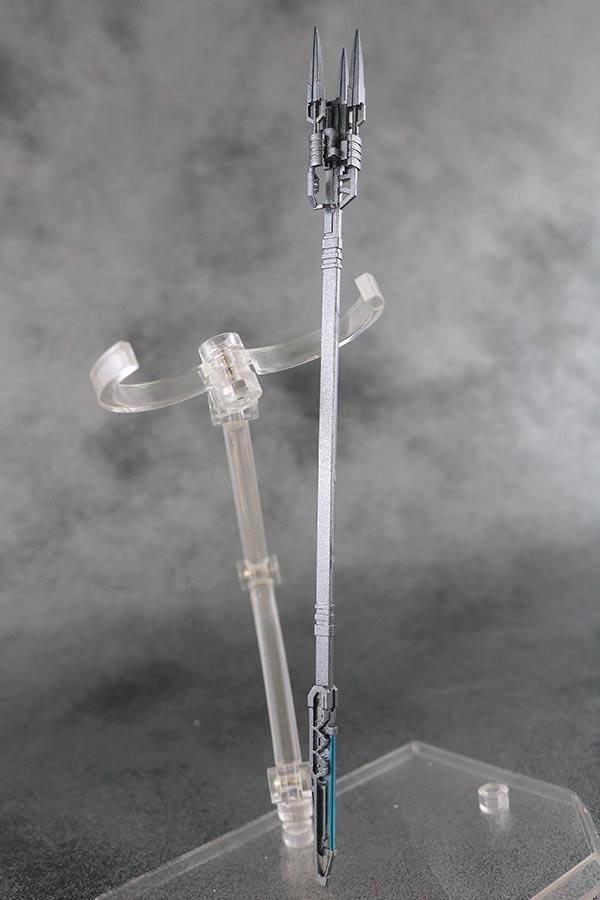 MAFEX キャプテンアメリカ アベンジャーズ インフィニティウォー レビュー 付属品 プロキシマ・ミッドナイト 槍