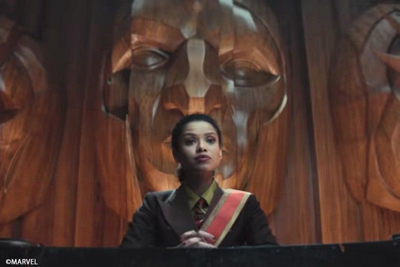 『ロキ』登場のラボーナ・レンスレイヤー、コミック以上の活躍に? ー 女優が意味深コメント