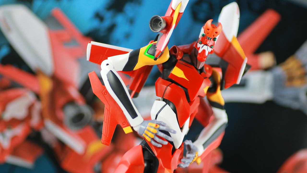 【最推し】ROBOT魂 エヴァンゲリオン2号機 + S型装備 新劇場版をレビュー!
