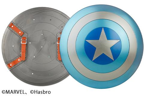 マーベルレジェンド新作!ステルスVerのキャプテンアメリカシールドが2021年内に発売予定!