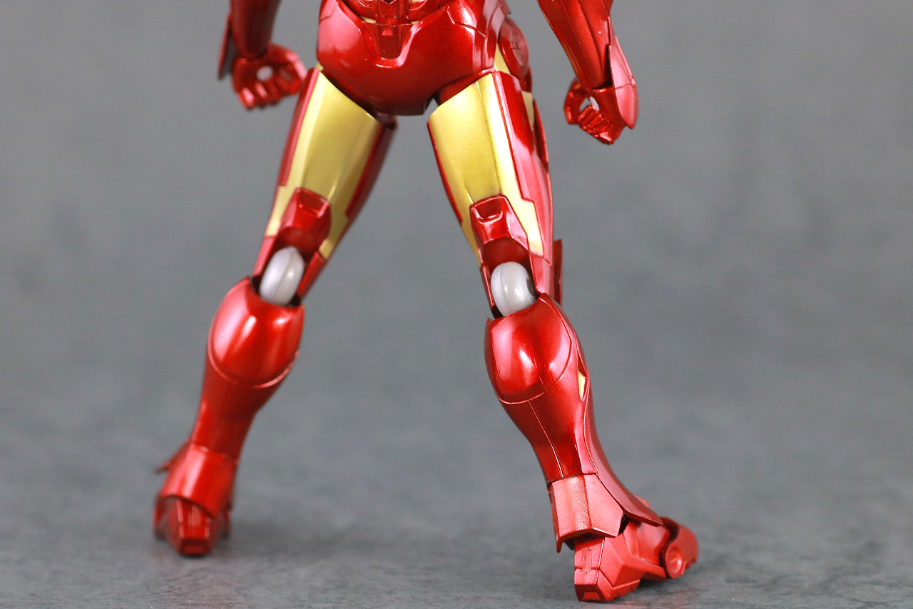 figma アイアンマン マーク7 フルスペックVer. レビュー 本体