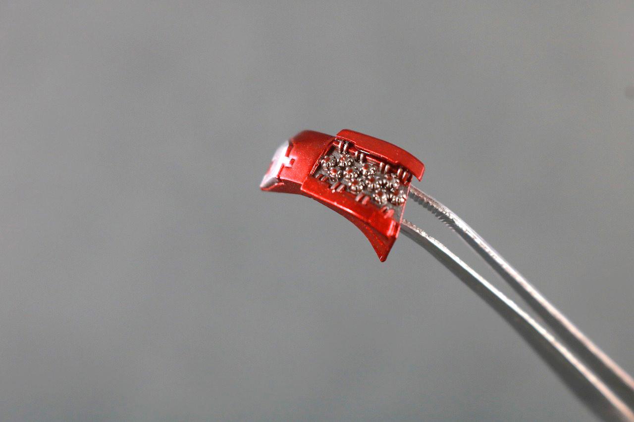 figma アイアンマン マーク7 フルスペックVer. レビュー 付属品 肩 ミサイル