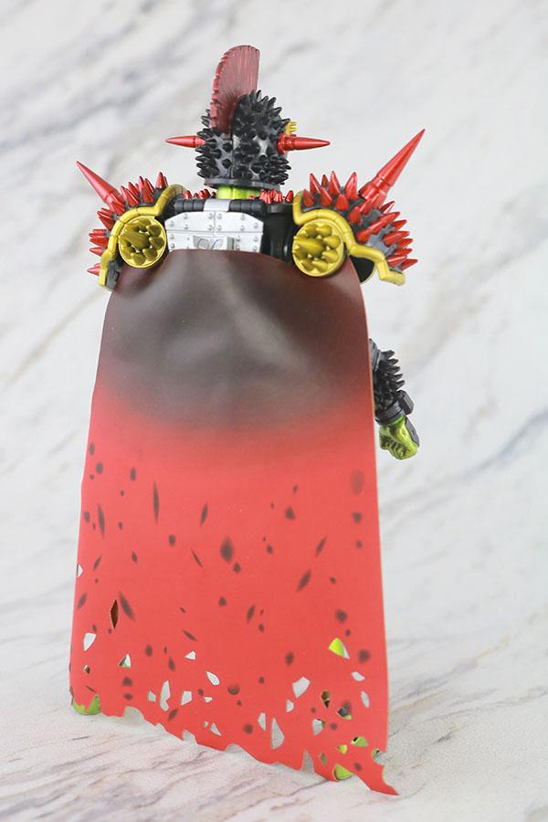 S.H.フィギュアーツ 仮面ライダーブラーボ キングドリアンアームズ レビュー 本体