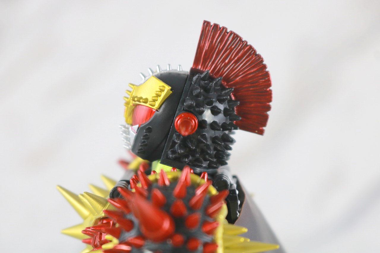 S.H.フィギュアーツ 仮面ライダーブラーボ キングドリアンアームズ レビュー 可動範囲