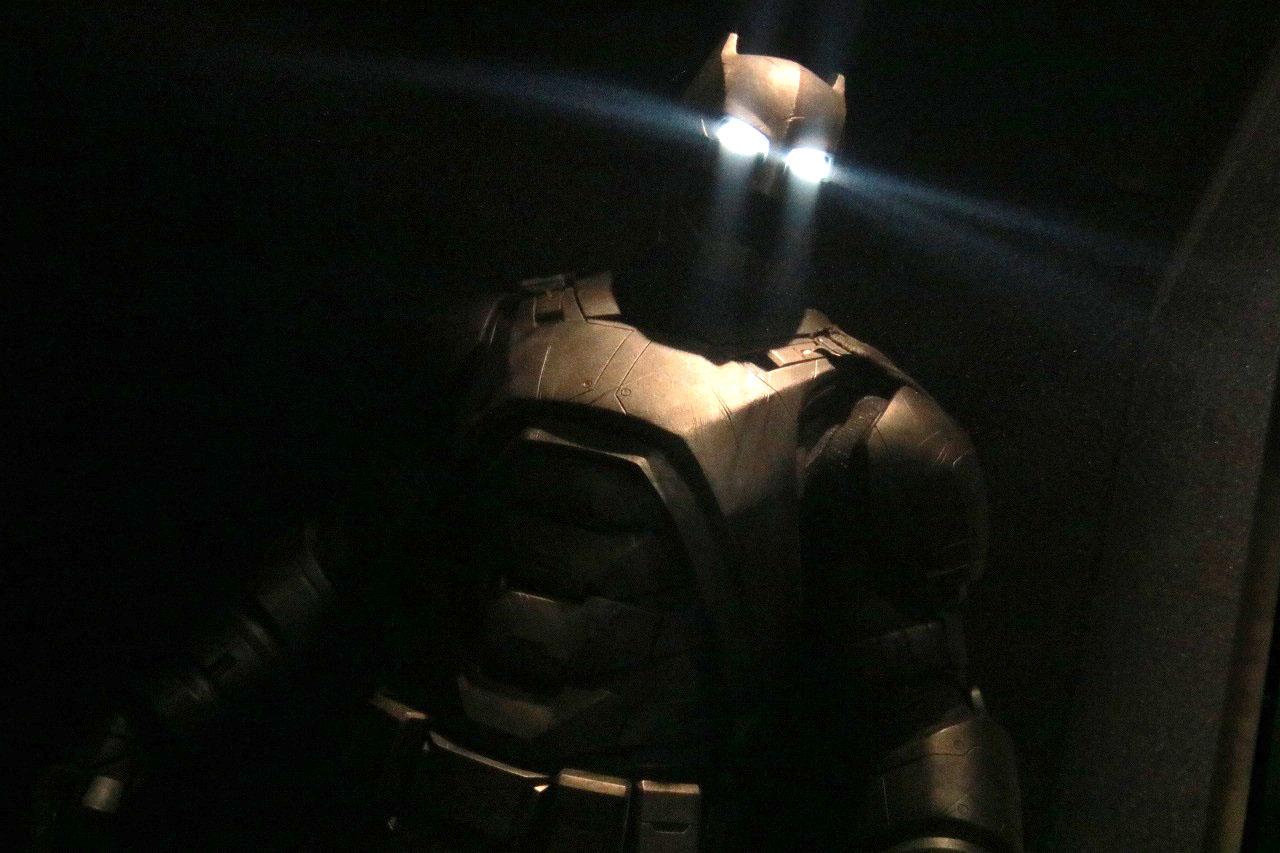 DC展 スーパーヒーローの誕生 レポート バットマンエリア