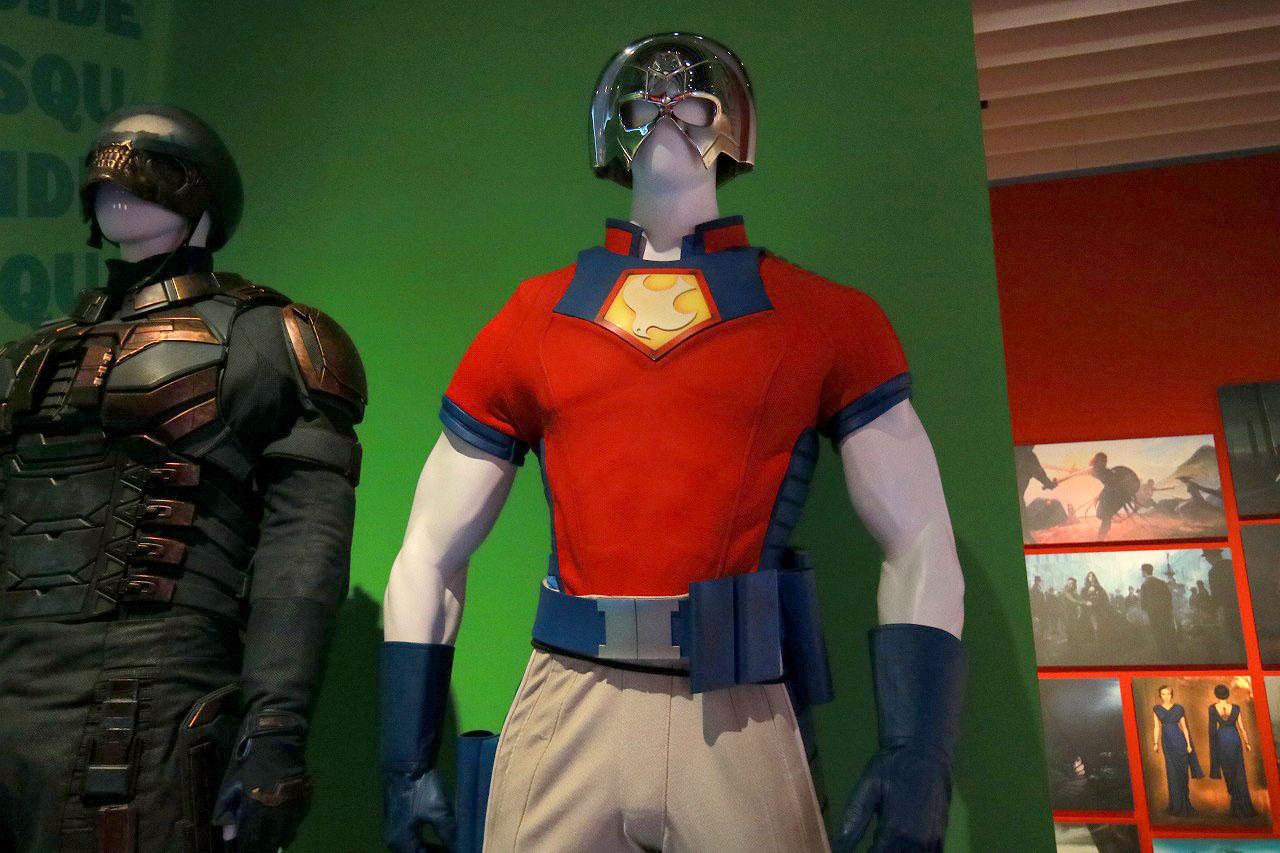 DC展 スーパーヒーローの誕生 レポート スーサイド・スクワッド ハーレイ・クイン エリア