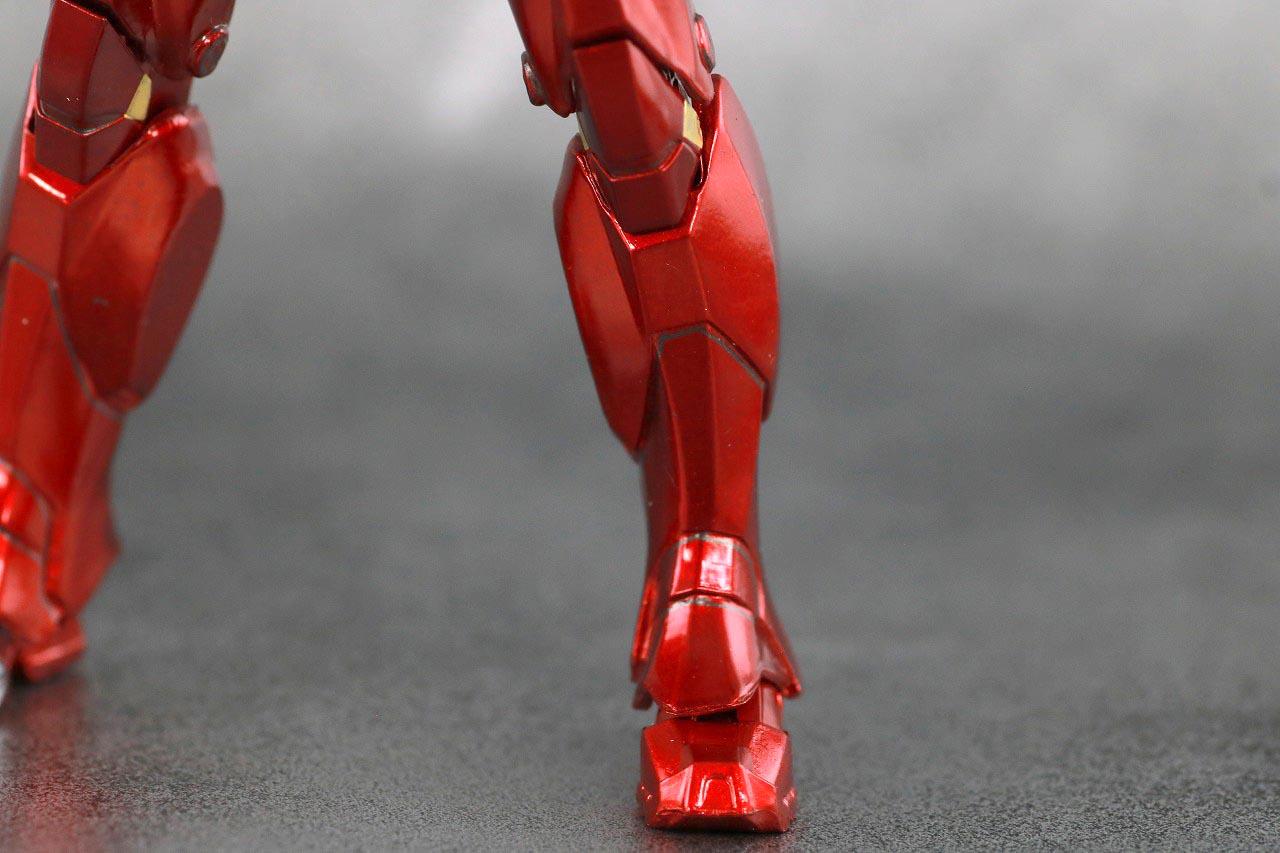 ZDtoys アイアンマン マーク2 レビュー 本体
