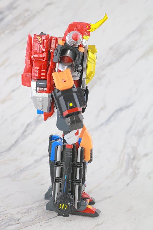 HAF Hero Action Figure サンダーグリッドマン レビュー 本体