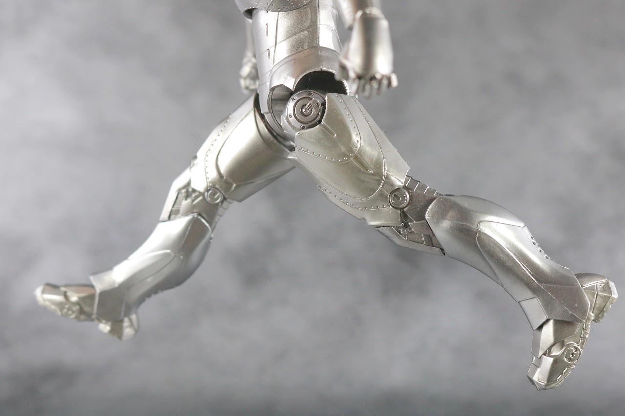 ZDtoys アイアンマン マーク2 レビュー 可動範囲