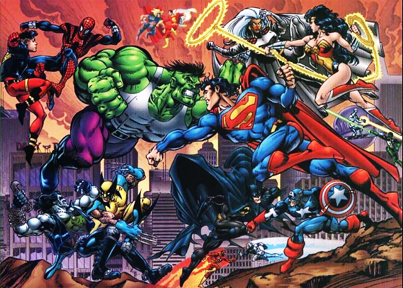 ジェームズ・ガン監督、マーベル&DCのクロスオーバーの可能性を語る ー 「不可能でもない」