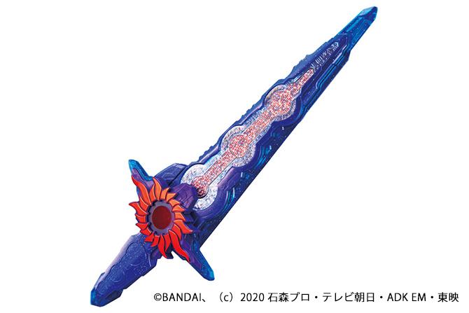 仮面ライダークロスセイバーに変身!「DX刃王剣クロスセイバー」が21年6月5日に発売!