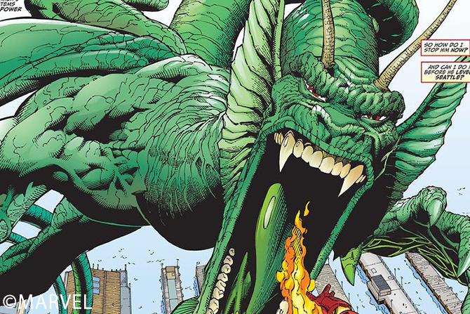 『シャン・チー』、ドラゴン型異星人フィン・ファン・フームは登場せず ー 主演俳優がコメント