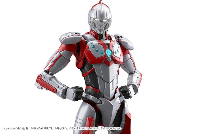 Figure-rise Standard新作!早田進装着のULTRAMAN SUIT ZOFFYが2021年10月発売!