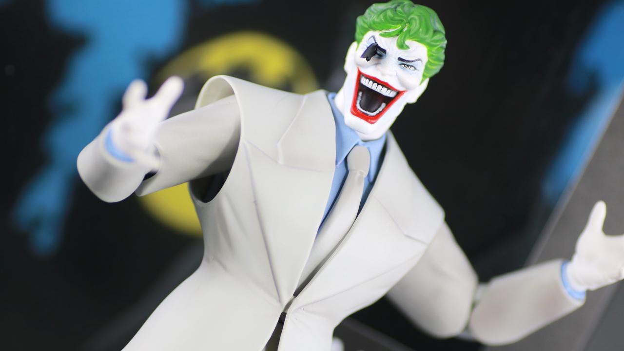 【犯罪王子の帰還】マフェックス ジョーカー バットマン:ダークナイトリターンズ Verのレビュー!
