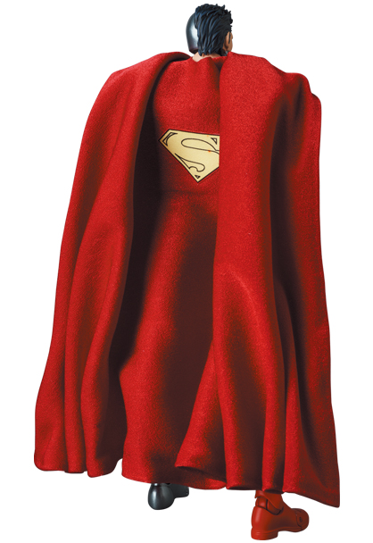 MAFEX サイボーグスーパーマン