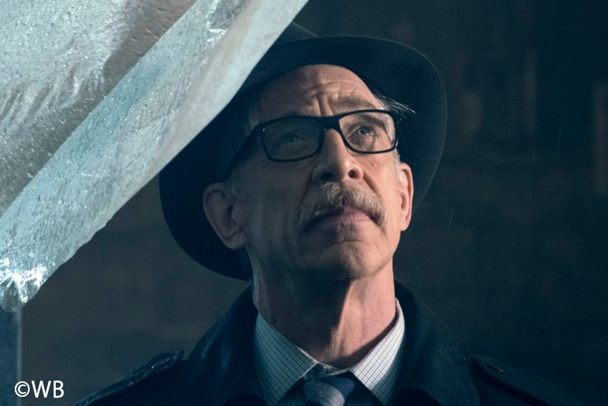 J・K・シモンズ、『バットガール』にジェームズ・ゴードン役として再出演? ー コミックではバットガールの父
