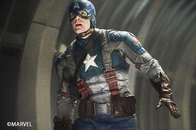 『キャプテンアメリカ:FA』、当初は巨大ロボが登場する予定だった ー キャプテンとの対決も