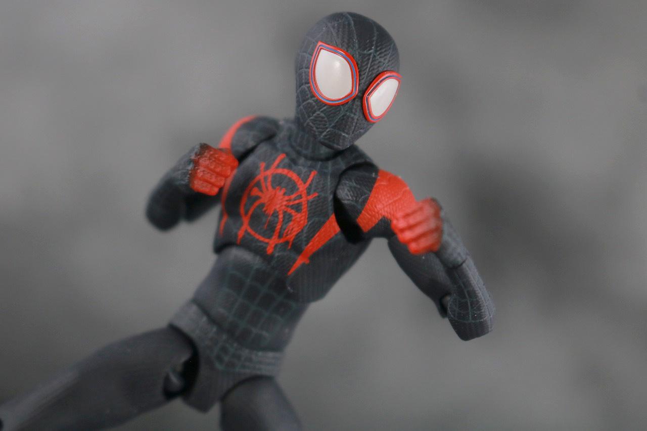 千値練 SVアクション マイルス・モラレス/スパイダーマン アクション