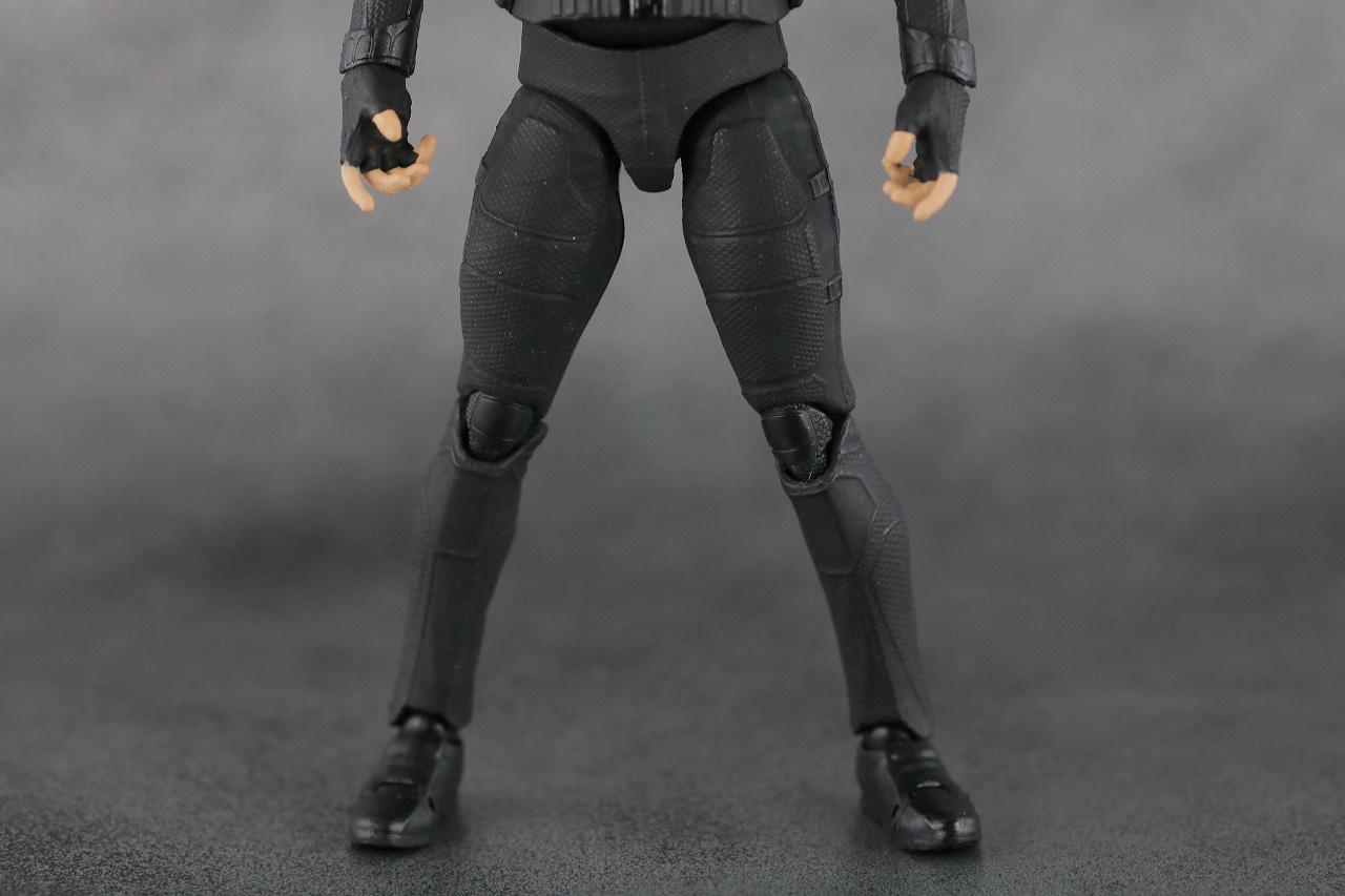MAFEX スパイダーマン ステルス・スーツ レビュー 本体