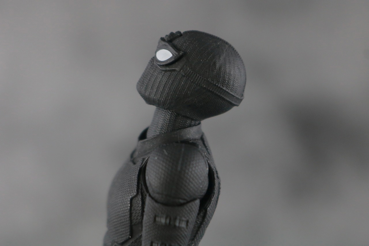 MAFEX スパイダーマン ステルス・スーツ レビュー 可動範囲