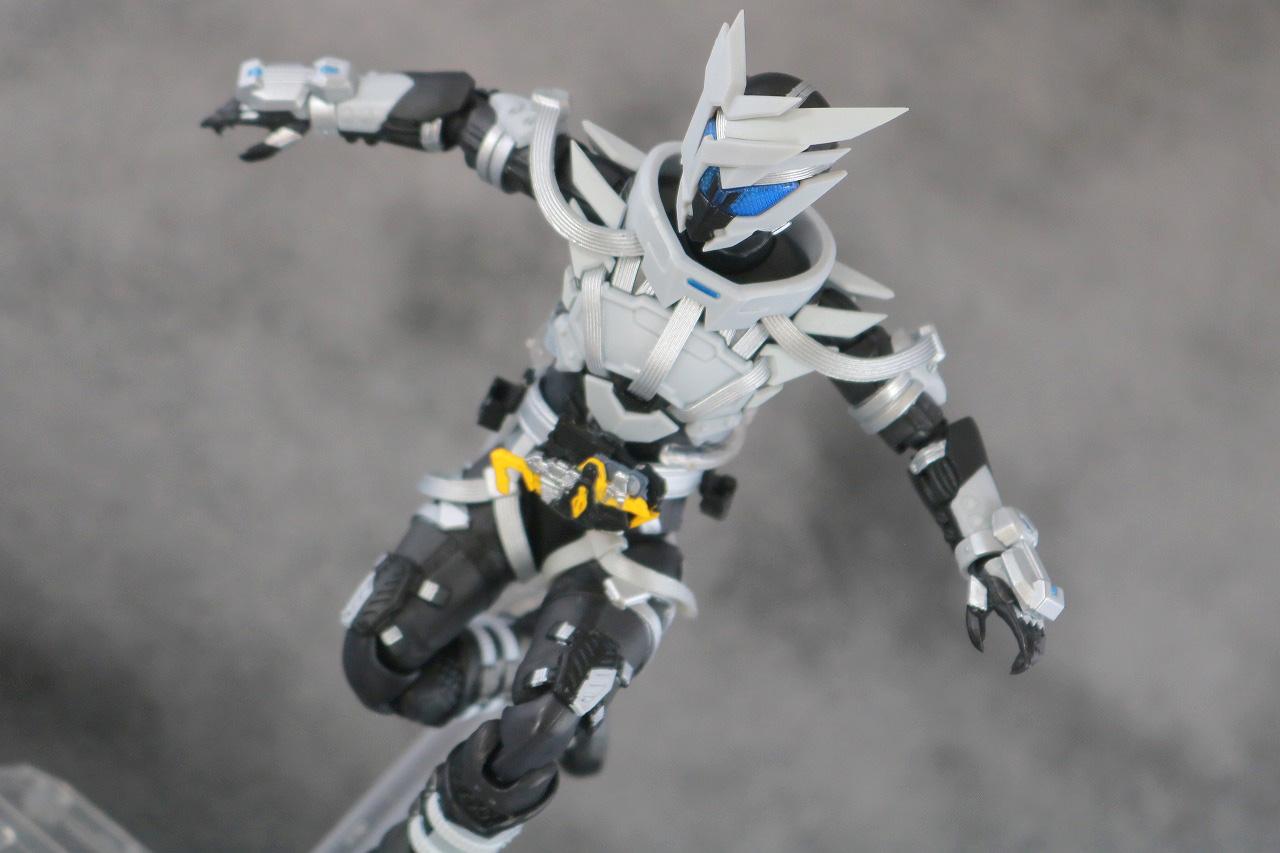 S.H.フィギュアーツ 仮面ライダー亡 ジャパニーズウルフ レビュー アクション