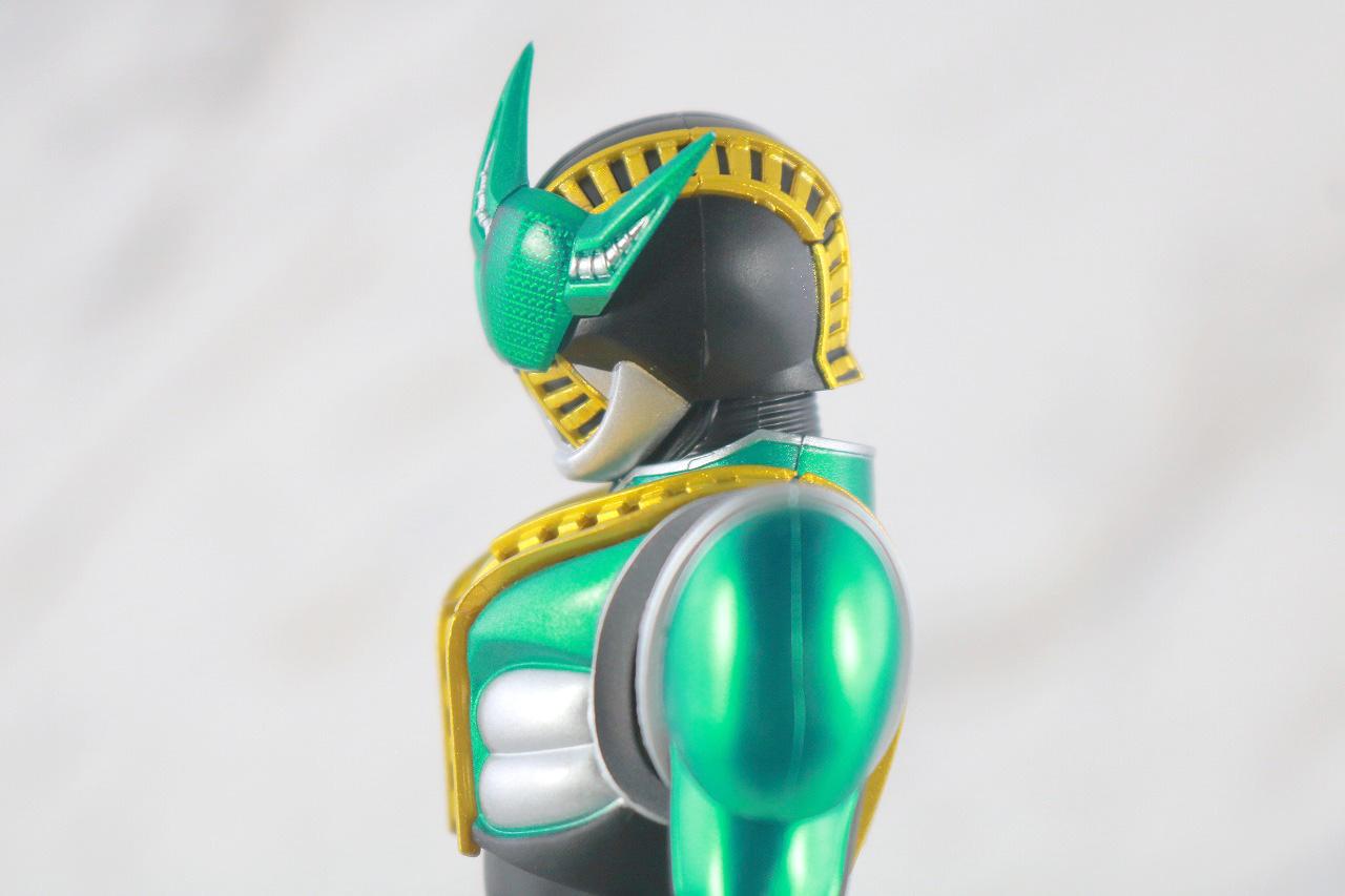 S.H.フィギュアーツ 仮面ライダーゼロノス アルタイルフォーム 真骨彫製法 レビュー 可動範囲