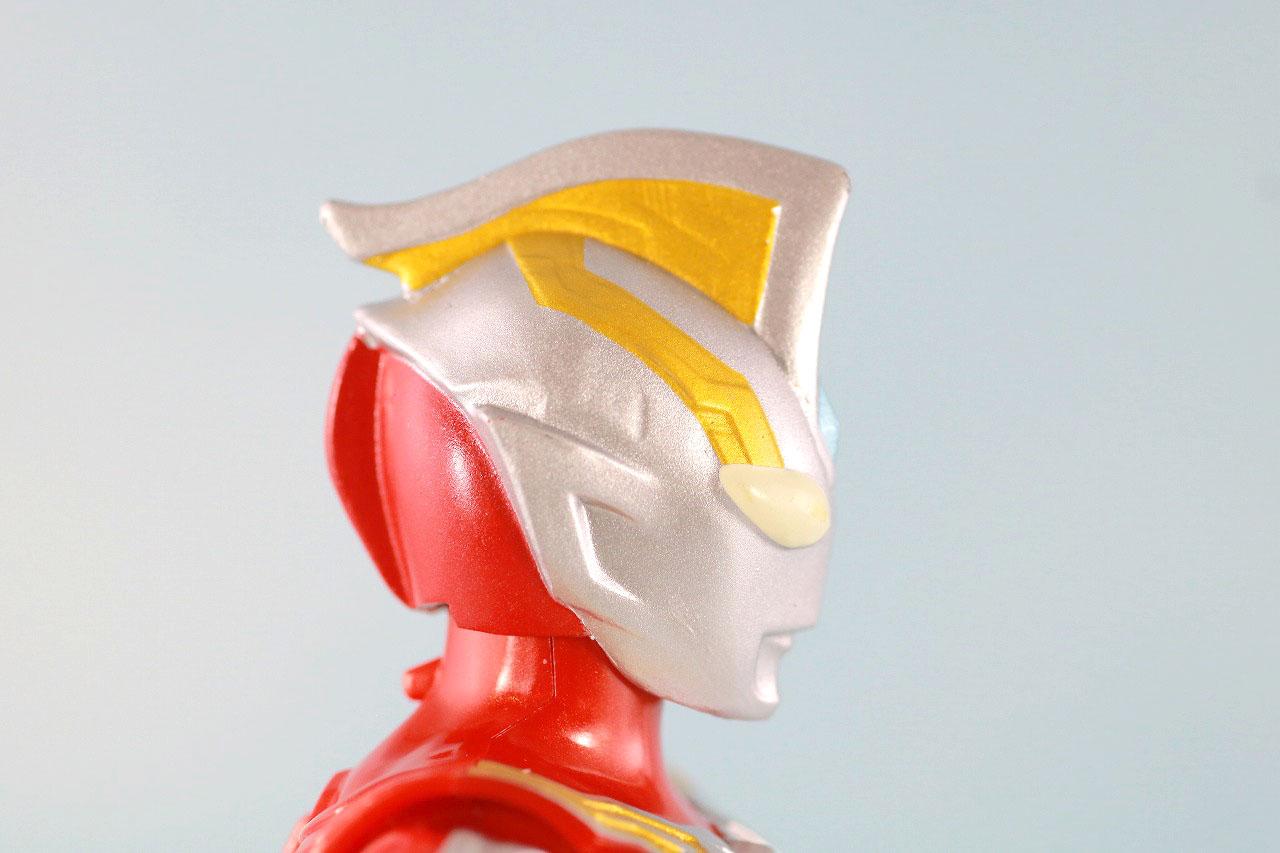 ウルトラアクションフィギュア ウルトラマントリガー パワータイプ レビュー 本体