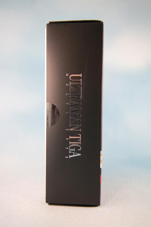 S.H.フィギュアーツ ウルトラマンティガ マルチタイプ 真骨彫製法 レビュー パッケージ