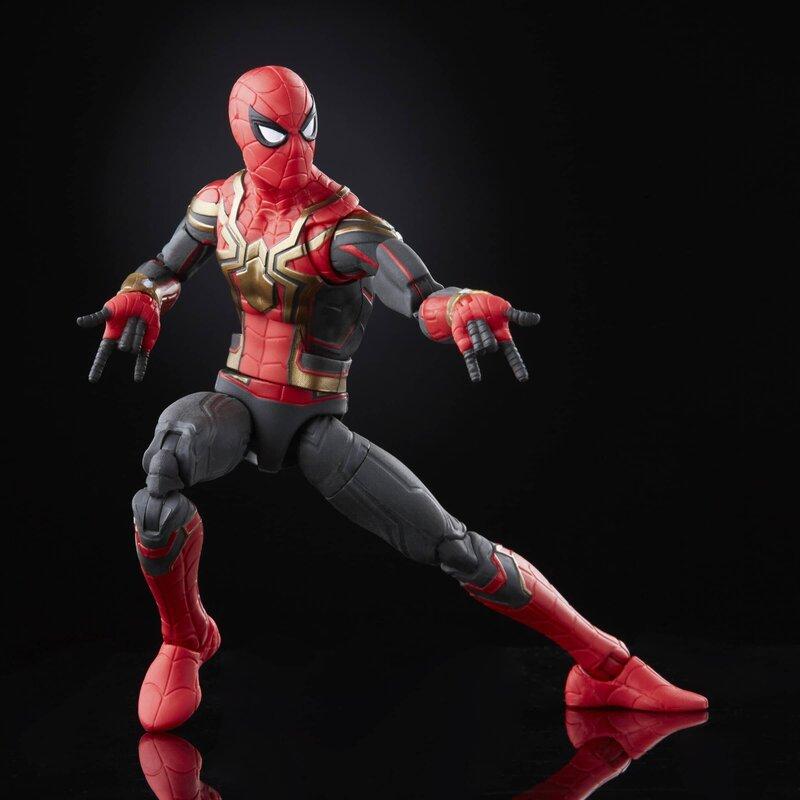 マーベルレジェンド スパイダーマン インテクグレイティッドスーツ