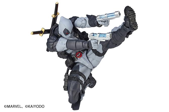 アメイジングヤマグチ新作!『X-フォース』版デッドプールが2021年11月に発売!
