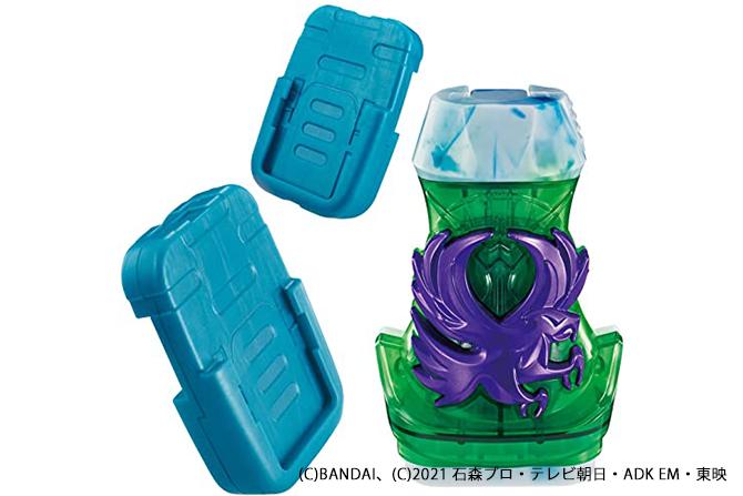 鷲と仮面ライダーW!?DXイーグルバイスタンプ&バイスタンプホルダーが21年9月4日発売!