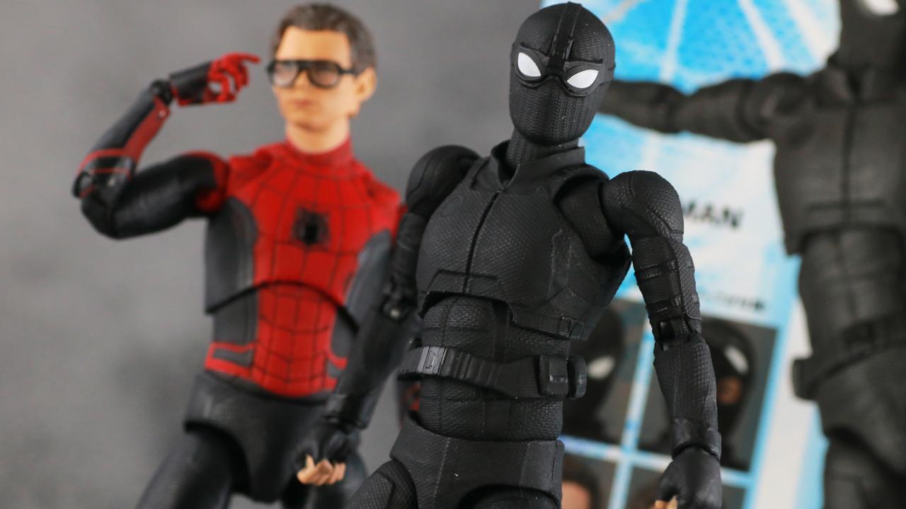 【ナイトモンキー】マフェックス スパイダーマン ステルススーツをレビュー!