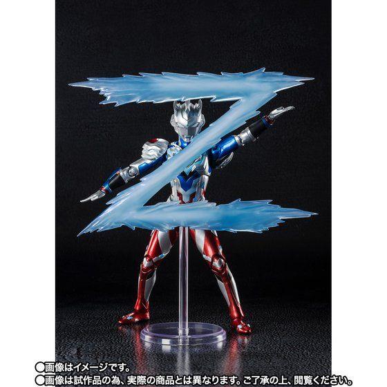 S.H.フィギュアーツ ウルトラマンゼット アルファエッジ Special Color Ver.