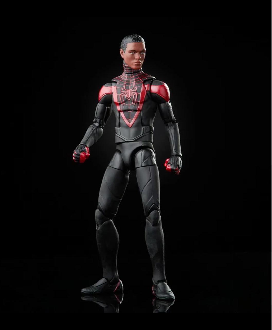 マーベルレジェンド スパイダーマン(『Marvel's Spider-Man: Miles Morales』)