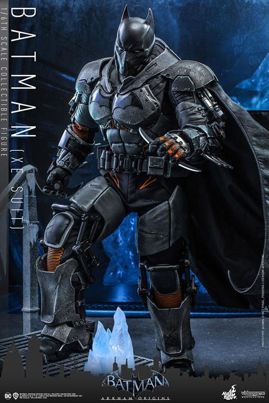 ビデオゲームマスターピース バットマン(XEスーツ)