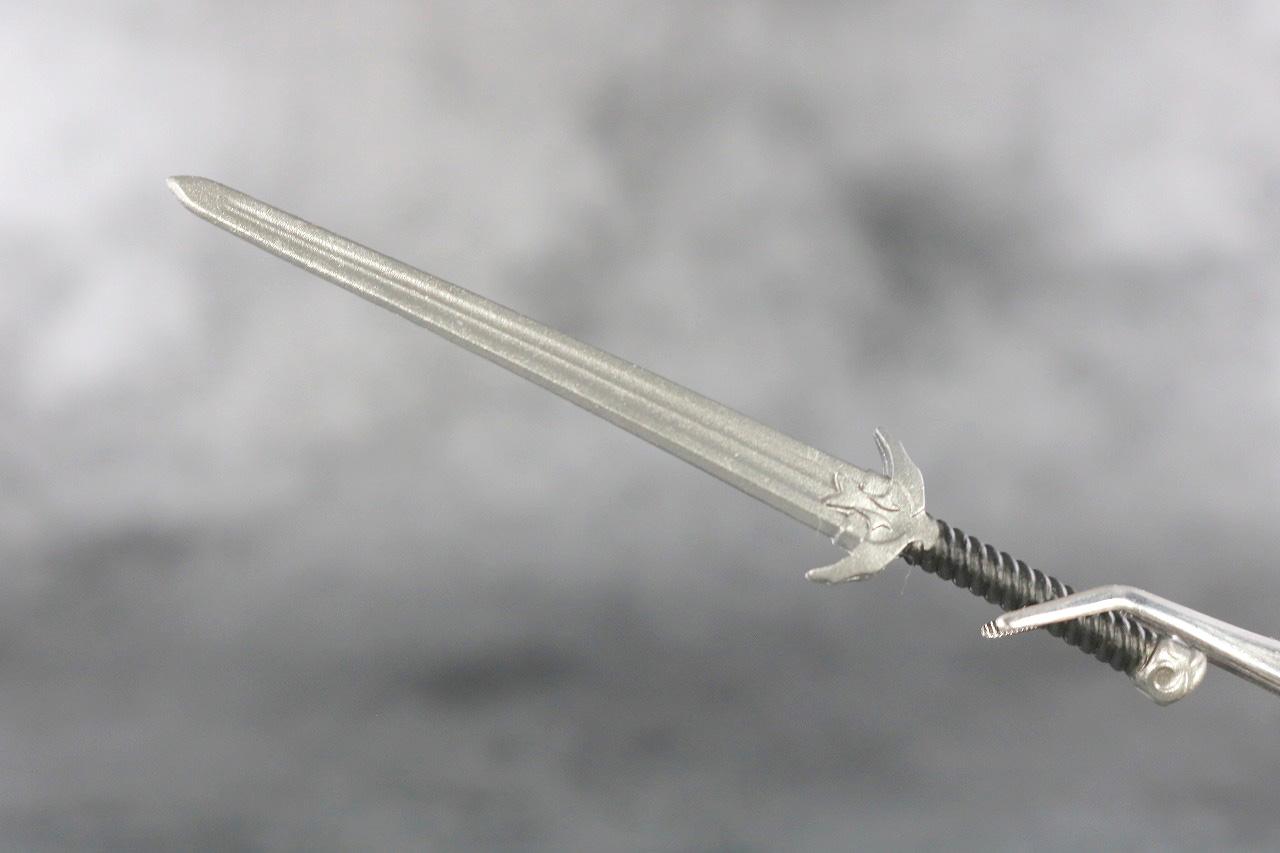 DCマルチバース ピースメイカー レビュー 付属品 剣