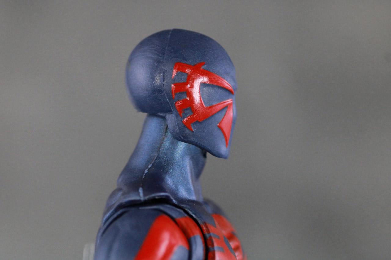 マーベルレジェンド スパイダーマン2099 レトロパッケージ レビュー 本体